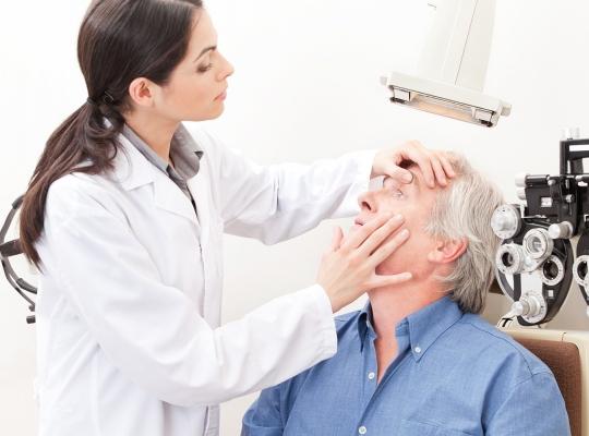 Especialista em Glaucoma