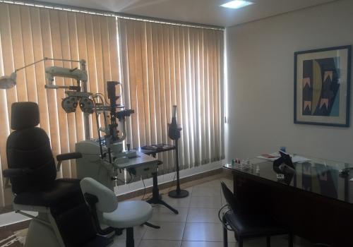 Clínica de Oftalmologia - Oftalmologista Dr. Sérgio Isola